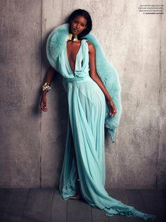 Fatima Siad by David Balmere for Flaunt Magazine