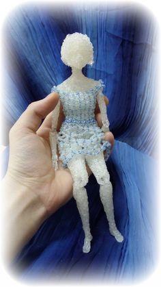 Кукла на шарнирах