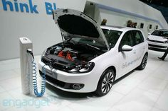 Volkswagen e-Golf 2015 Electric Car
