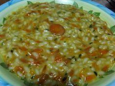 Imagen: blog.giallozafferano.it   Necesitamos   1 zanahoria  1 o 2 calabacines  1 cebolla cortada en trozos  20 gramos de aceite de oliva ...