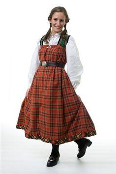 Folk Costume, Costume Dress, Costumes, Oslo, Norway, Vintage, Scandinavian, Dresses, Fairytale