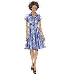 Vogue Patterns 8970 Misses' Dress sewing pattern