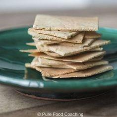 Recept: Amandelcrackers
