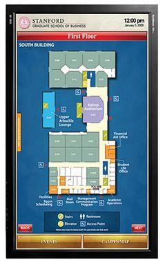 Wayfinding Digital Signage in Hospitals