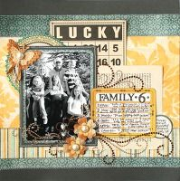 A Project by Jana Eubank from our Scrapbooking Gallery originally submitted 01/19/10 at 04:59 PM