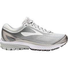 Brooks Women's Ghost 10 Running Shoes, White