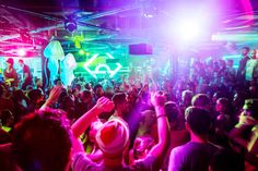 What A Sober 6 A.M. Rave Can Do For You | Fast Company | business + innovation