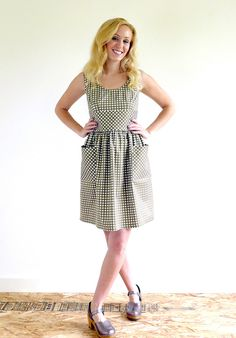 Learn How to Sew Dresses for Beginners | Easy Dresses to Sew | Ways to Make a Dress