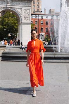 Sfilata Lela Rose New York - Collezioni Primavera Estate 2018 - Vogue
