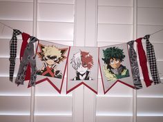 My Hero Academia comic party banner decor. 13th Birthday Parties, 12th Birthday, Birthday Party Decorations, Naruto Birthday, Comic Party, Anime Cake, Gamers Anime, Anime Crafts, Its My Bday