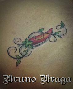 chili pepper tattoo