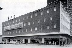 The F.W. Woolworth store in First Street, Salisbury, which opened in 1958.