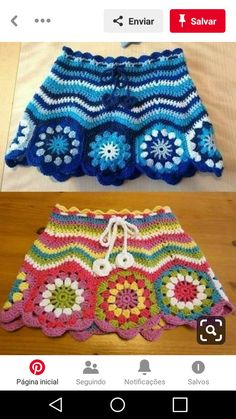 Baby Dress Pattern Free, Crochet Skirt Pattern, Crochet Skirts, Crochet Patterns, Crochet Beach Dress, Crochet Bikini, Knit Crochet, Crochet Baby Clothes, Crochet Instructions