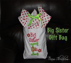 Big Sister Gift Bag | Team Ibrahim