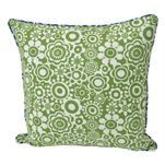 Lova cushion cover - green - Boel & Jan
