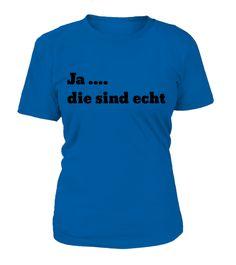 T shirt  Tank Top und T-Shirt  Ja...die sind echt  fashion trend 2018 #tshirt, #tshirtfashion, #fashion