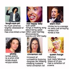tag yourself I'm Laugh-aye-yet.