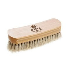 "Alden 6"" Natural Bristle Polishing Brush"