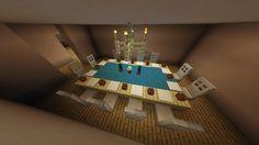 minecraft castle xbox dining fancy pe