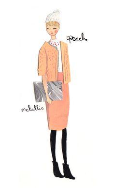 betty magazine illustration