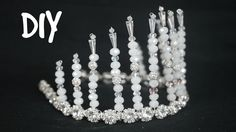 Tutorial: How to make a Wedding Crown