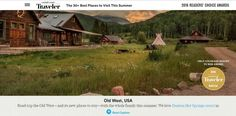 Road trip the Old West—and its new places to stay—with the whole family this summer. We love Dunton Hot Springs resort in Colorado's San Juan Mountains, which is why we're expecting big things from…