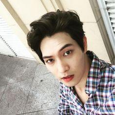 150721 Jonghyun Instagram Updates [Eng Trans] @cnbluegt: - After a long time ㅋㅋ - Hello Joseph ㅋ