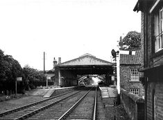 Disused Stations: Pocklington Station Steam Trains Uk, Derwent Valley, Scotland History, Disused Stations, East Yorkshire, Railroad Tracks, Abandoned, England, Buildings