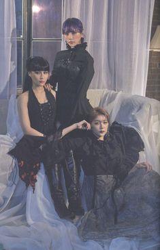 Kpop Girl Groups, Korean Girl Groups, Kpop Girls, Jiu, Dreamcatcher Wallpaper, Cute Birthday Gift, K Idol, Now And Forever, Fashion Poses