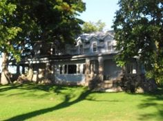 38. INDIANA: This $11 million listing is the historic Crow's Nest Inn, which was built on the shores of Lake Wawasee in the 19th century.