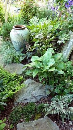 Pretty garden ideas back garden that will blow your mind Unique Garden, Easy Garden, Herb Garden, Big Garden, Natural Garden, Summer Garden, Vegetable Garden, Garden Types, Garden Paths