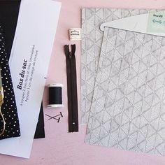 1... 2... 3... cousez votre sac à main ! RDV sur le studio créatif du site pour télécharger le tuto et le patron de couture made by @marienicolasalliotmani Bon week-end à tous !