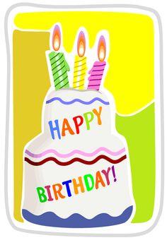 Free Printable Happy Birthday Greeting Card - great site for DIY birthday cards! Happy Birthday Crafts, Happy Birthday Baby, Happy Birthday Greeting Card, Birthday Presents, Greeting Cards, Birthday Pins, Birthday Images, Diy Birthday, Birthday Wishes