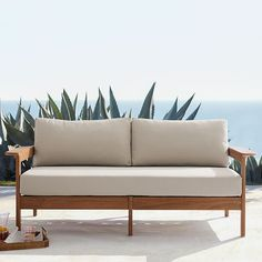 West Elm offers modern furniture and home decor featuring inspiring designs and colors. Create a stylish space with home accessories from West Elm. Outdoor Loveseat, Outdoor Cushions, Outdoor Lounge, Outdoor Sectional, Indoor Outdoor, Outdoor Living, Rattan Loveseat, Outdoor Seating, Swivel Chair