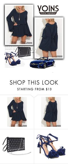 """""""YOINS"""" by sabine-rose ❤ liked on Polyvore featuring Mercedes-Benz, yoins, yoinscollection and loveyoins"""