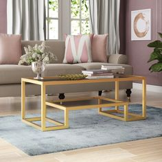 Shop a great selection of Aloysius 3 Piece Coffee Table Set Willa Arlo Interiors. Find new offer and Similar products for Aloysius 3 Piece Coffee Table Set Willa Arlo Interiors. 3 Piece Coffee Table Set, Oval Coffee Tables, Solid Wood Coffee Table, Glass Top Coffee Table, Lift Top Coffee Table, Coffee Table With Storage, Coffe Table, Coffee Table Wayfair, Living Room Furniture