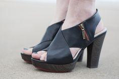 Mehr zum Tragekomfort der Sandalen hier auf Andreas Blog: http://www.andysparkles.de/2014/05/outfit-polka-dots-gemstones.html