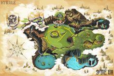 Ura_Hyrule_Map