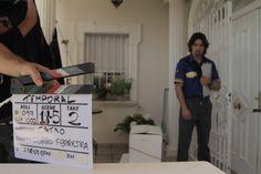 Temporal, película: las claquetas del rodaje de agosto 2012