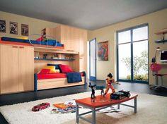 Habitaciones on pinterest tall bed bed base and dormitory for Habitaciones minimalistas