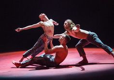Leap into the unknown: Natalia Osipova unveils three world premieres – in pictures
