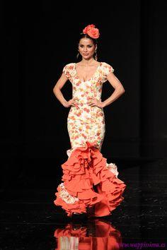 'Sortilegio flamenco' por Pilar Rubio en Simof 2015