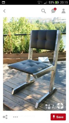 Welded Furniture, Iron Furniture, Steel Furniture, Industrial Furniture, Custom Furniture, Home Furniture, Furniture Sets, Furniture Design, Wood Shop Projects