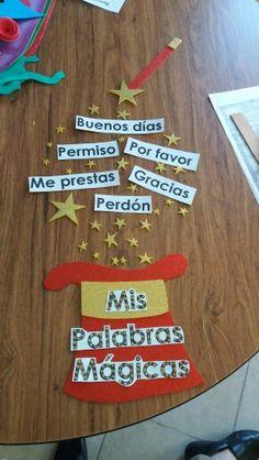 #Palabras #magicas #decoración