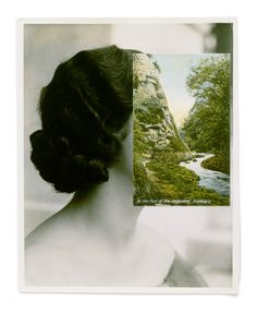John Stezaker #collage #image
