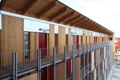 Gallery of Le Vialenc Residential Block / Atelier du Rouget Simon Teyssou & Associés - 28