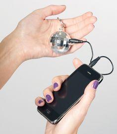disco ball speaker