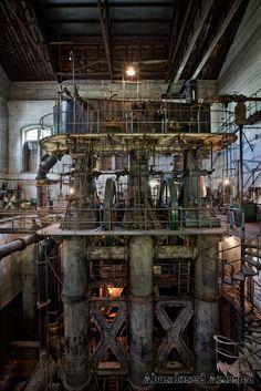 Abandoned America Steam & Steel Workshop