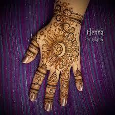 Celestial Henna Tattoo Design - Henna by Heather Henna Tattoo Designs, Mehndi Designs, Henna Moon, Fashion Bracelets, Fashion Jewelry, Celestial Tattoo, Star Wars Watch, Some Body, Moon Design