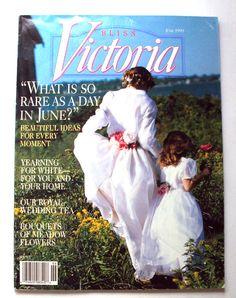 victoria magazine june - Google Search